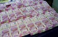 दक्षिण मुंबई से ज़ब्त किए गए लाखों रुपए