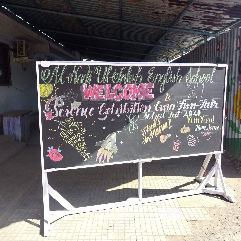 मुंब्रा में नादिउल फलाहइंगलिश स्कूल में विज्ञान प्रदर्शनी का आयोजन