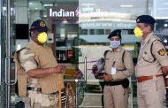 मुंब्रा के चार कोविड पेशंट यू पी भाग रहे थे पुलिस ने एयरपोर्ट से पकड़ा