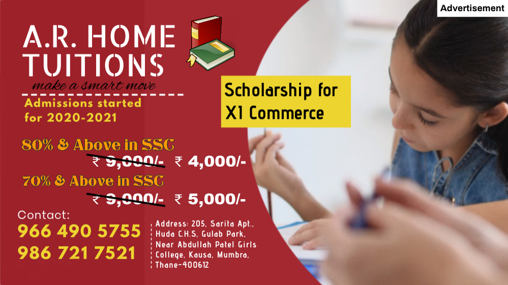A.R. Home Tuitions