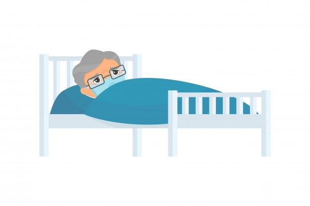 60 वर्षीय व्यक्ति को बिस्तर पाने के लिए 24 घंटे का सामना करना पडा